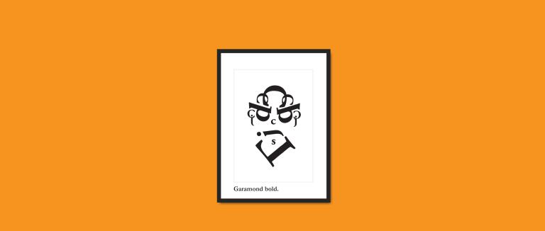 Garamond-bold